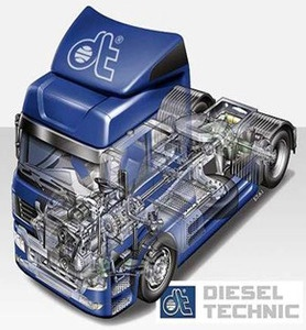 Diesel Technic Platinum Partner - DT parts
