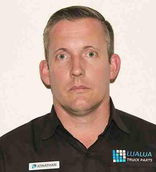 Jonathan Young - Managing Director - Lualua Truck Parts Zambia